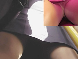 upskirt video clips