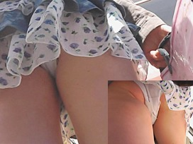 oops upskirts
